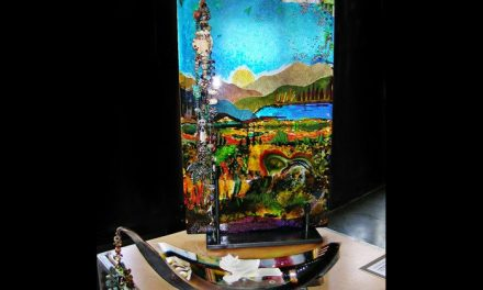 World-class glass at Pynelogs will delight