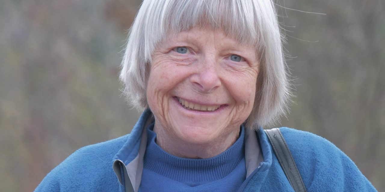 Hiker spends a quarter century inviting others to walk in her footsteps