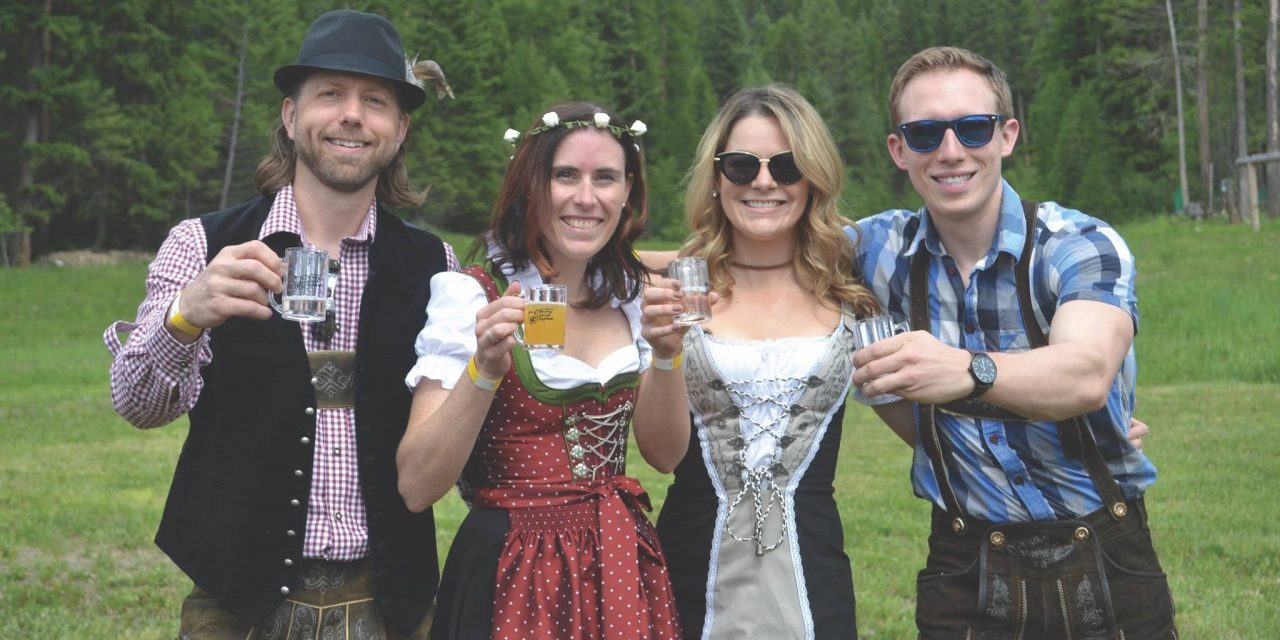 East Kootenay Beer Festival serves up beer buffet