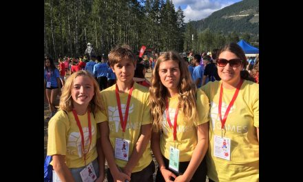 Local athletes make waves, toss hammers and spike volleyballs at BC Summer Games