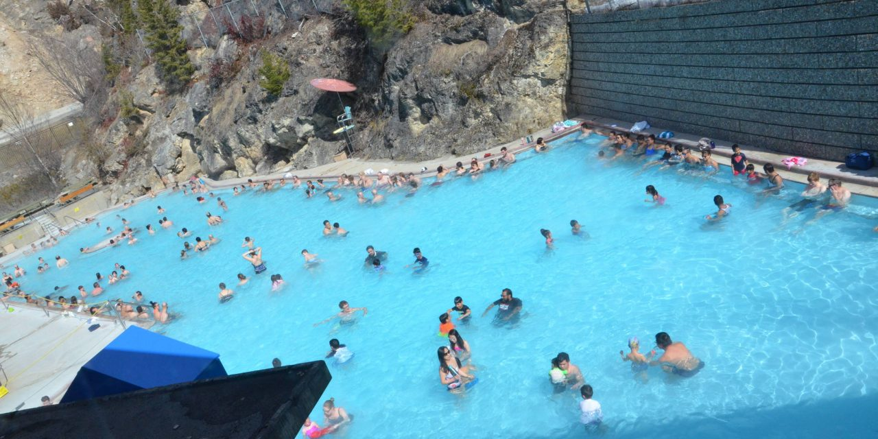 Unsanitary change room conditions exposed at Radium's hot springs pools