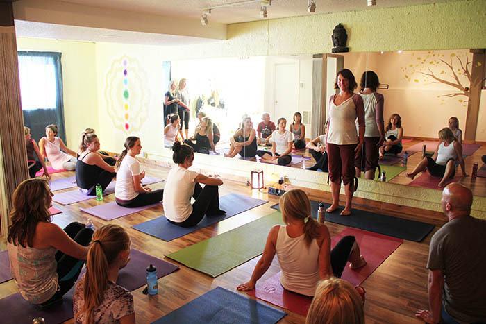New studio redefines yoga