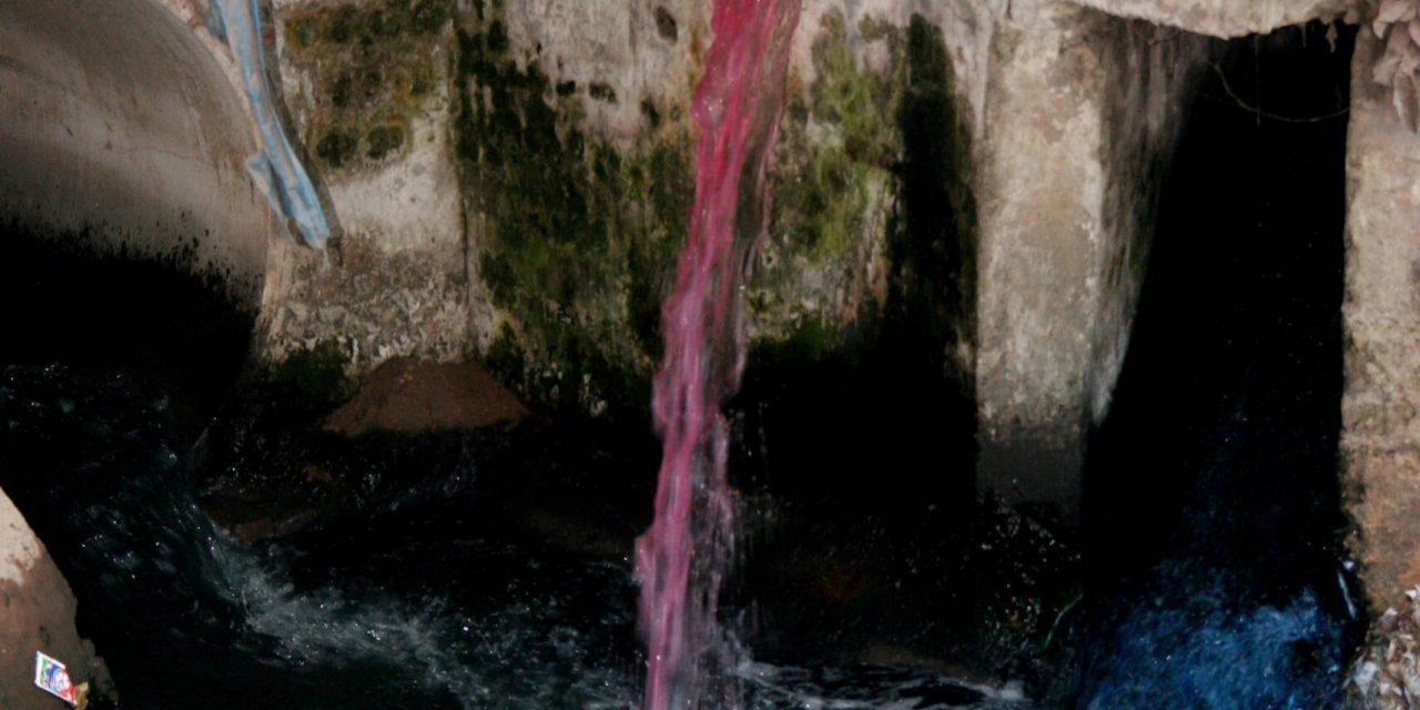Rivers of denim