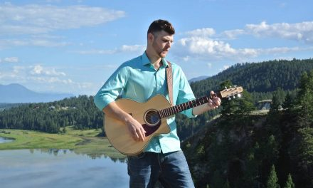 Invermere musician makes live music debut