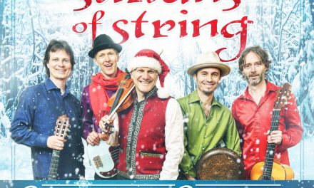 Sultans of String to bring a musical Christmas Caravan to the Valley