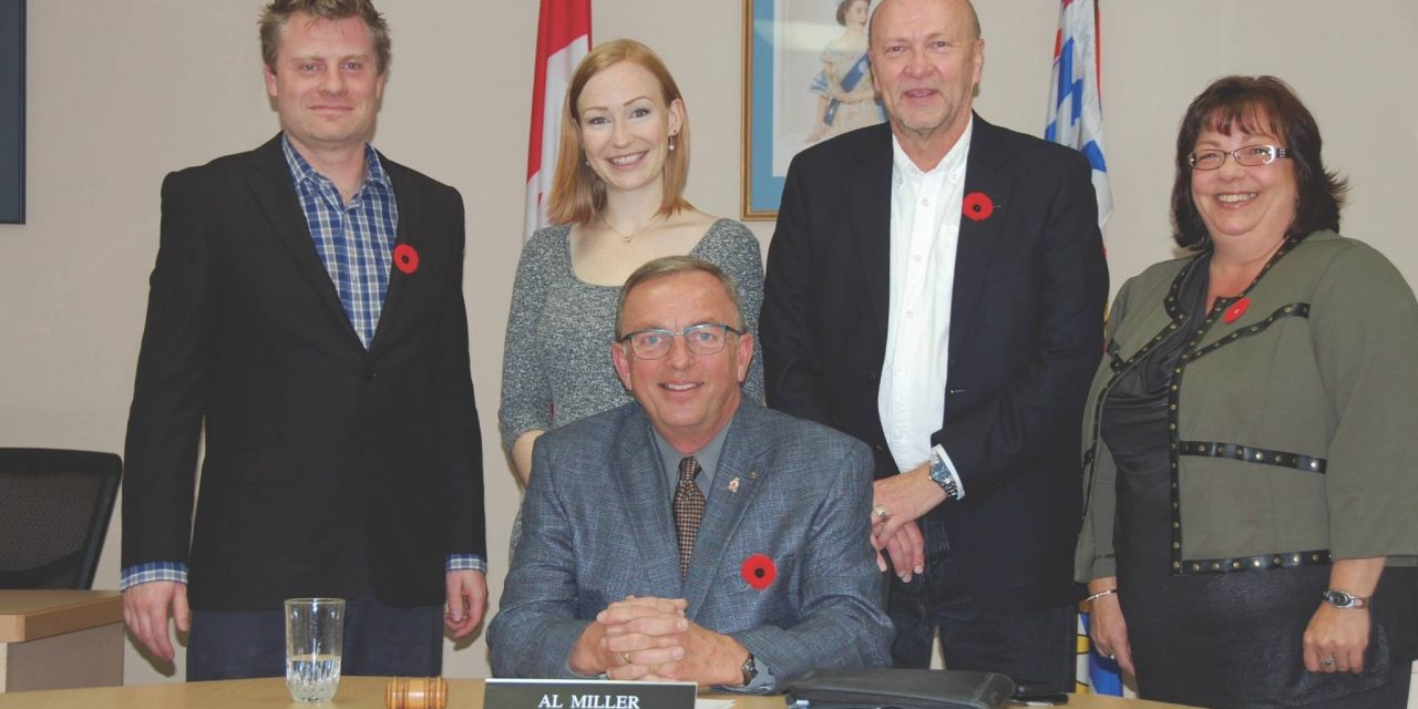 Collective commitments from Invermere Council