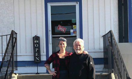 Diner opens doors to bring in locals