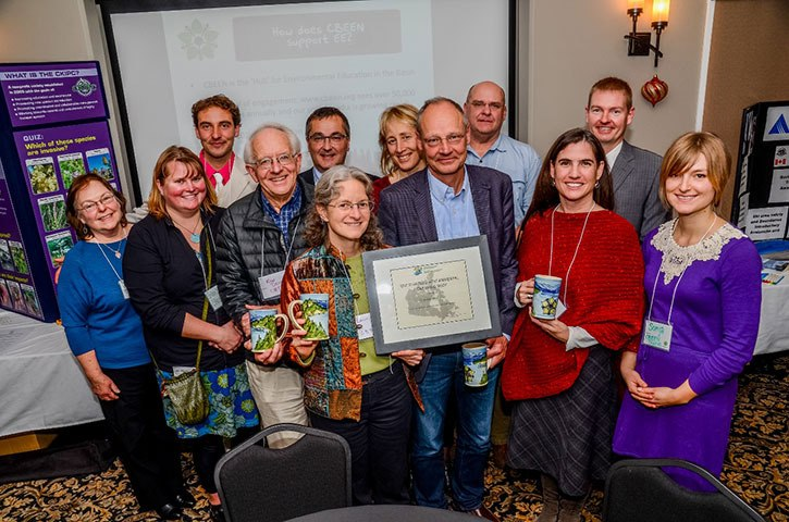 Award highlights environmental education work in the Columbia Valley