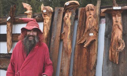 More wizardry from The Woodcarver