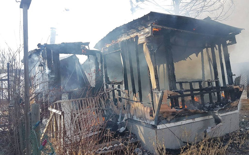 """Fire insurance can protect against """"absolutely devastating"""" losses"""