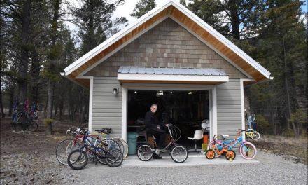 """""""Throwaway"""" bikes restored and shared"""