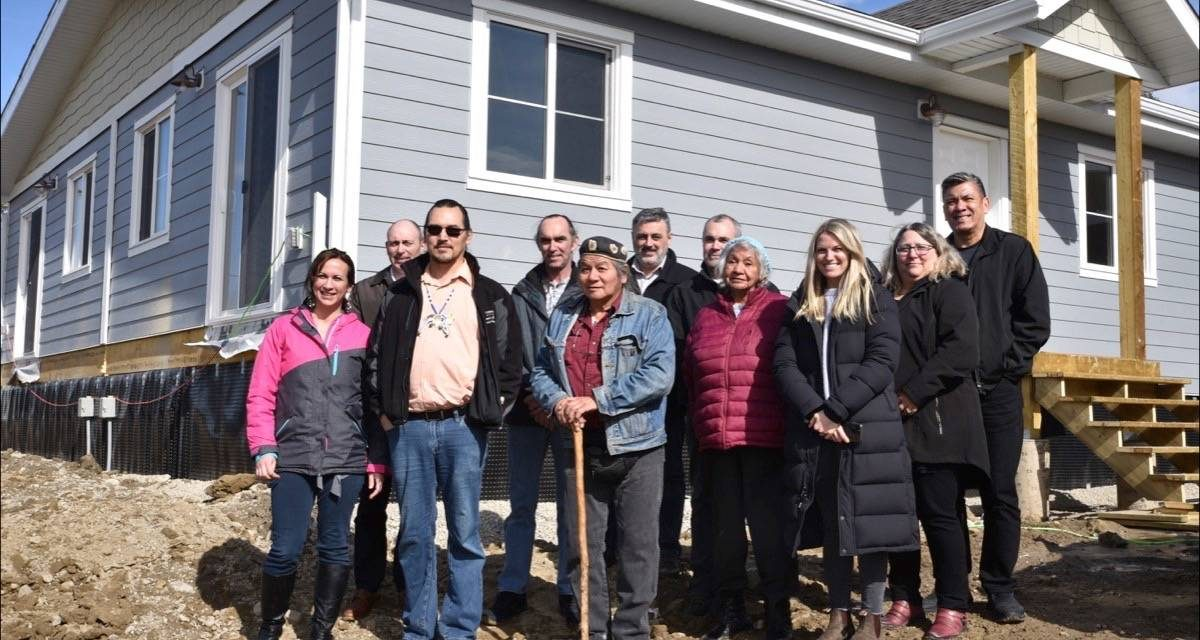 Funding announced for First Nations housing