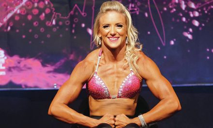 Bolting to bodybuilding success