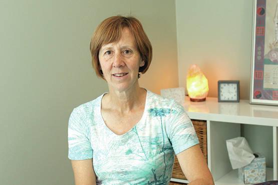 Healer finds reward in restoring health