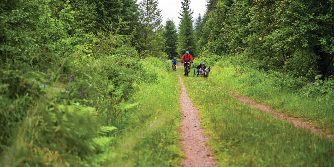 Envisioning barrier-free outdoor adventure