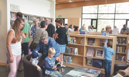 Library endowment fund receives legacy gift