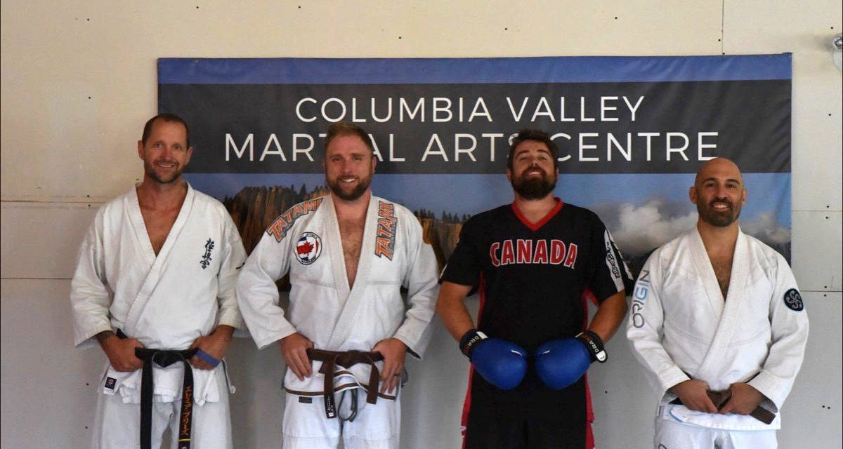 Martial artists focus on setting egos aside