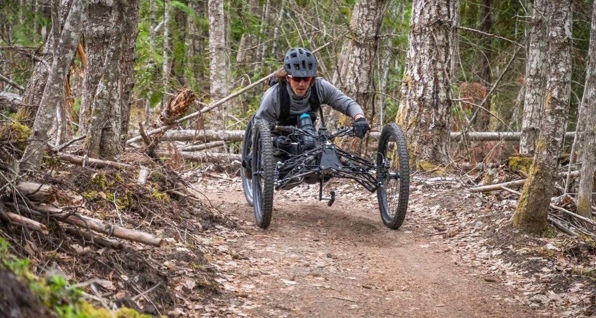 Biking trails accessible for all