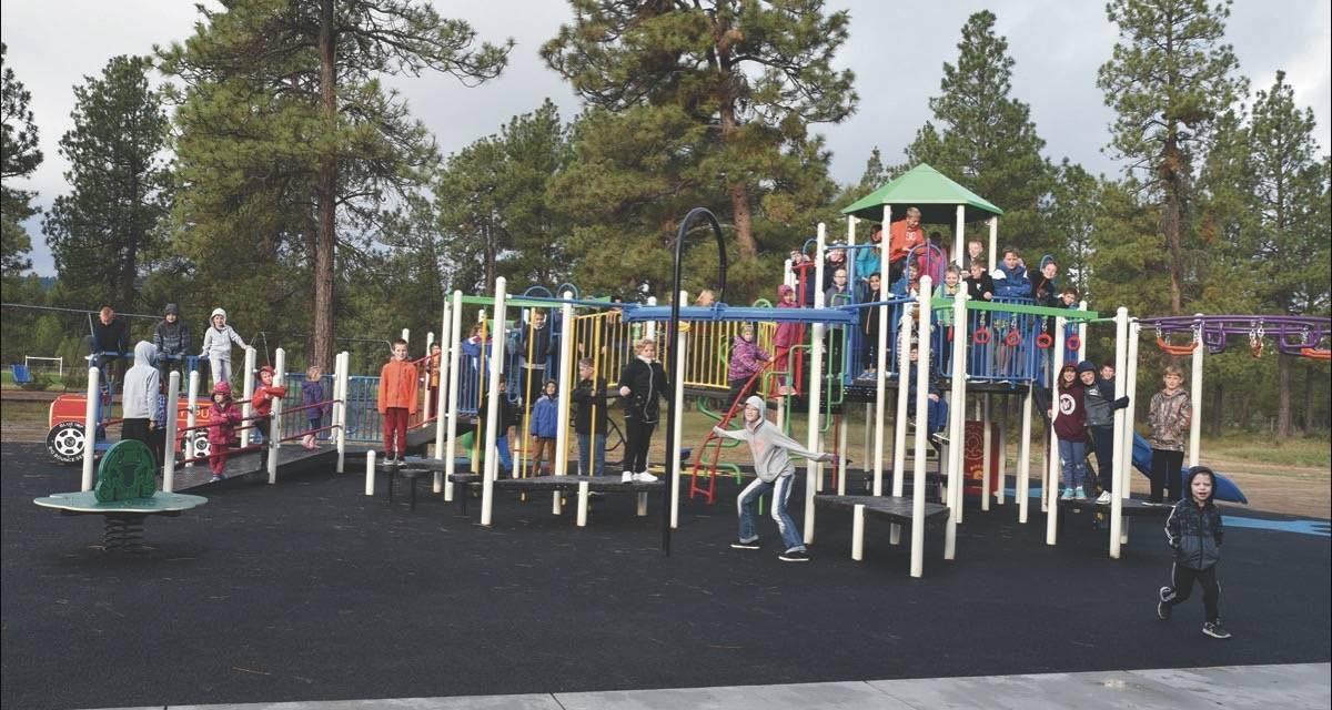 Picking a playground