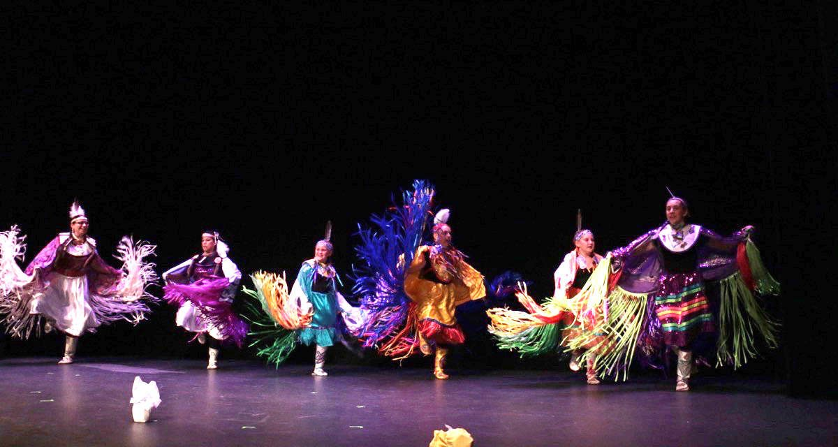 Reconciliation and healing through dance