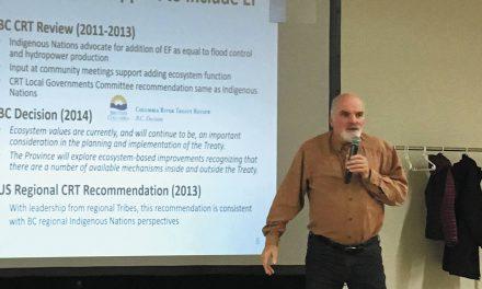 Columbia River Treaty negotiators invite First Nations observers to speak