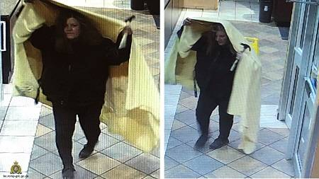 Robbery with a hammer at Invermere Dairy Queen