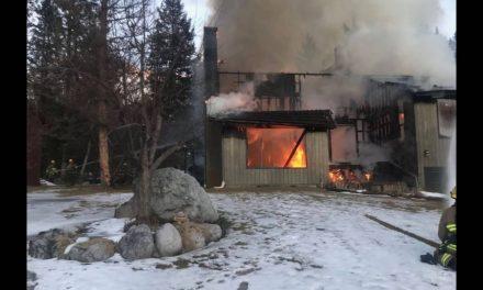 Fire claims Fairmont home