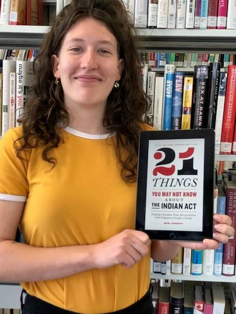Local librarian recommends summer reading