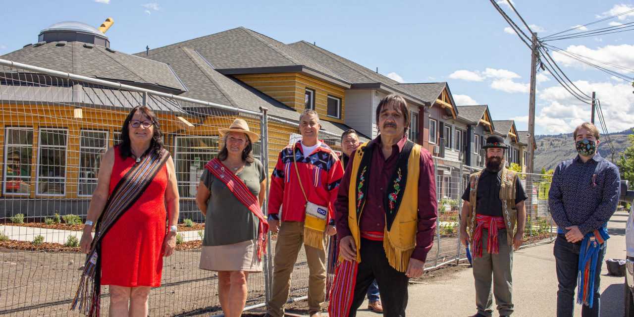 Indigenous housing project sparks land discourse