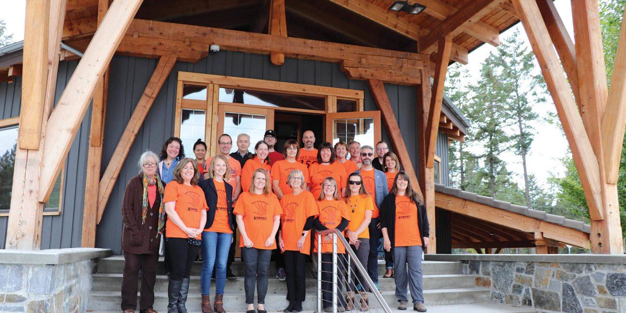 COTR honours Orange Shirt Day