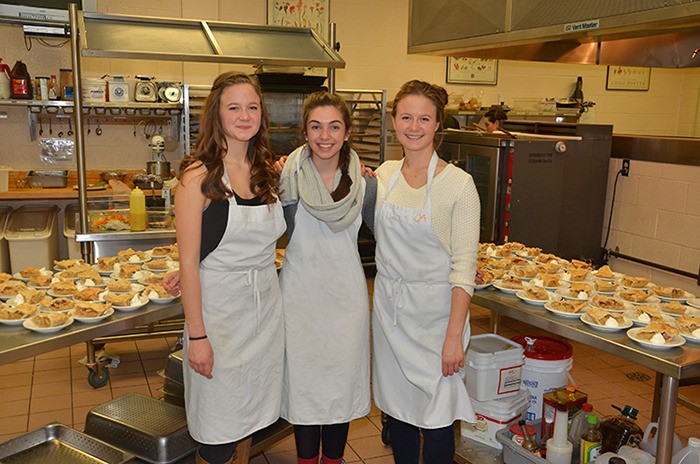 Three valley students gain insight at  culinary tourism conference in Monaco