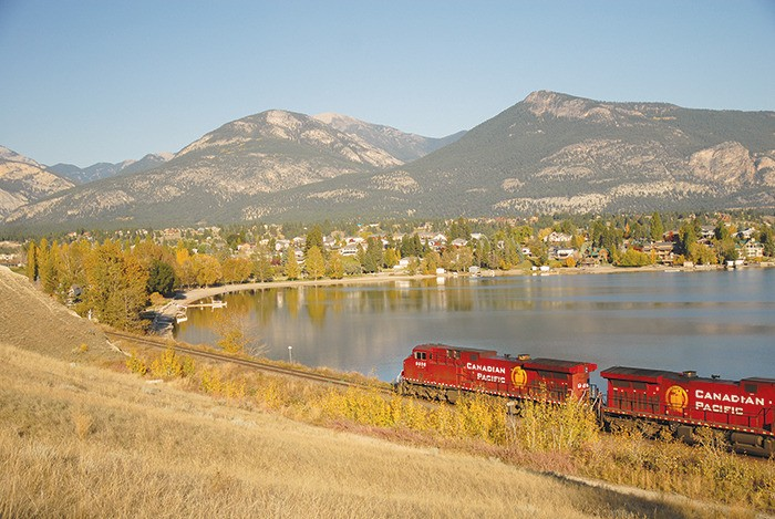 Valley coal trains getting longer