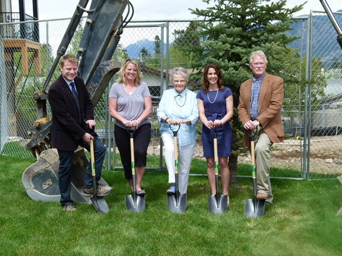 Improvement to local seniors' health care celebrated