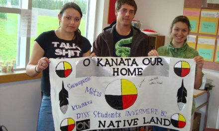 Christ Church Trinity celebrates First Nations culture