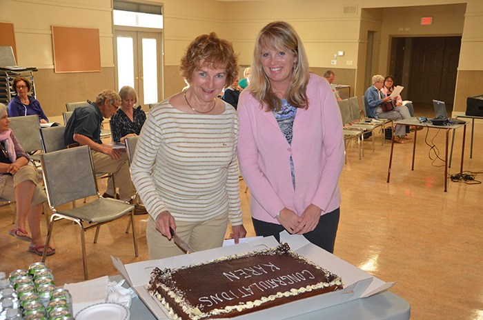 Area F and Area G pay tribute to volunteers of the year
