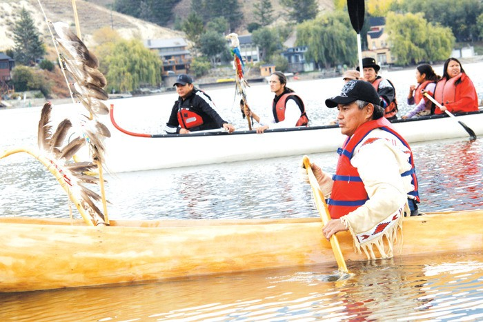 Festival returns with the Kokanee salmon