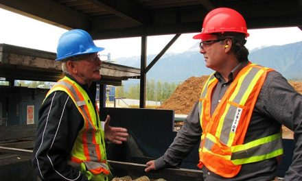 Local MLA takes tough stand on timber
