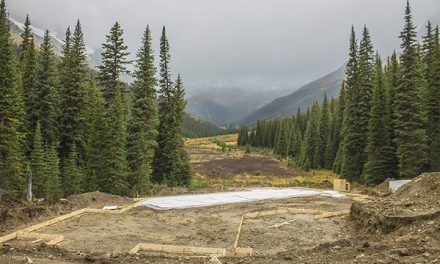 """Substantially started"" decision for Jumbo Glacier Resort delayed"