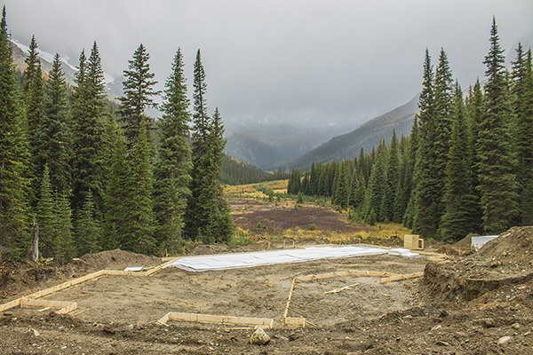 """""""Substantially started"""" decision for Jumbo Glacier Resort delayed"""