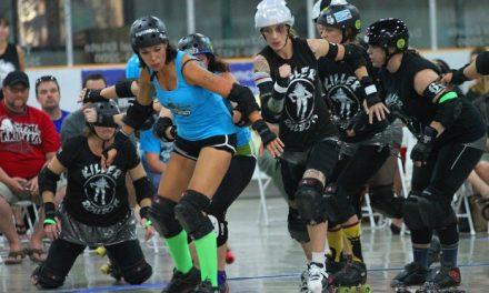 Killer Rollbots advance to derby league finals