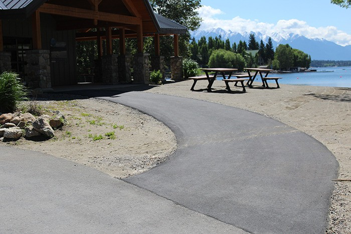 District improves accessibility at Kinsmen