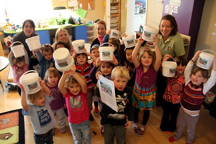 Phase-out pennies being collected by Invermere daycare