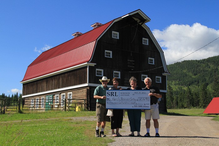 Barn dance benefits Invermere Family Resource Centre