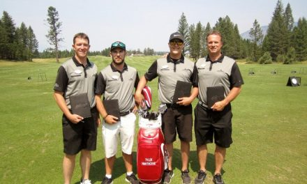 Columbia Valley golfers swing for a cure