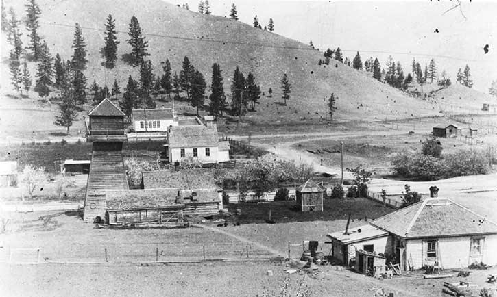 Valley's mining history inspires a historical novel