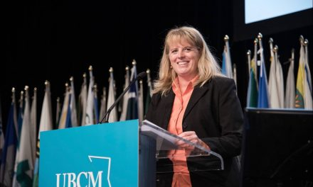 Area F director becomes UBCM president