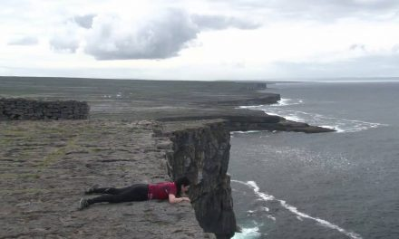 Daughter retraces father's solo cycle around Ireland in documentary