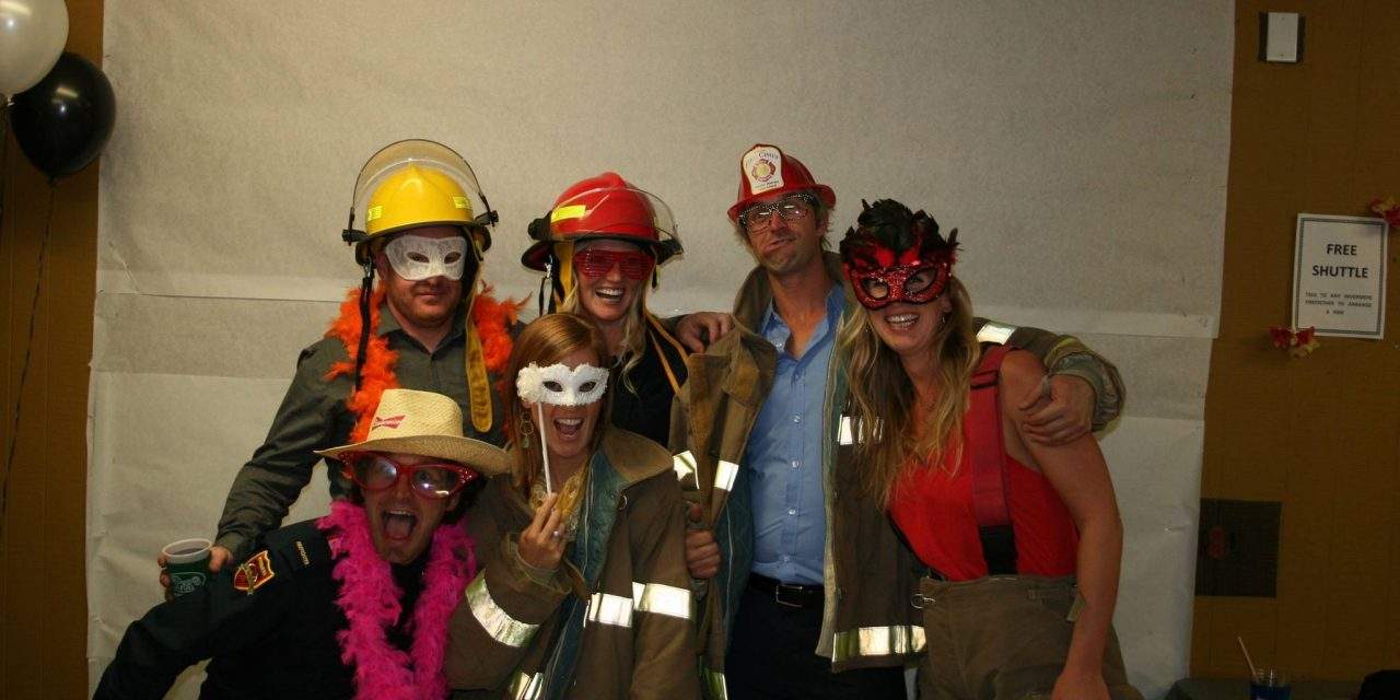 Fireman's ball set to go in new centre
