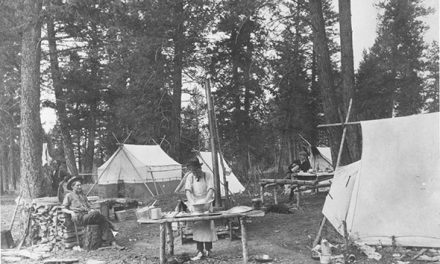 Surveyor's Camp