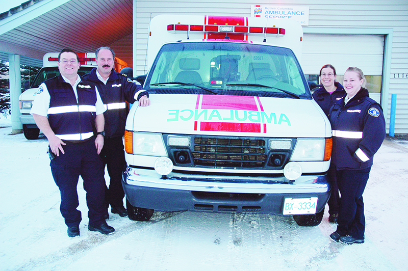 B.C. Paramedics fighting to become an essential service